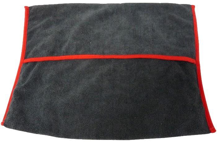 Black Rim towel (2 st.)