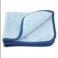 Golden drying towel